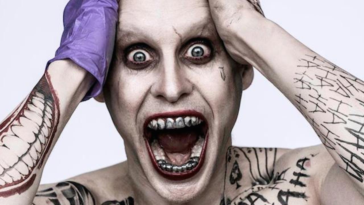 Primeira foto oficial de Jared Leto como Joker
