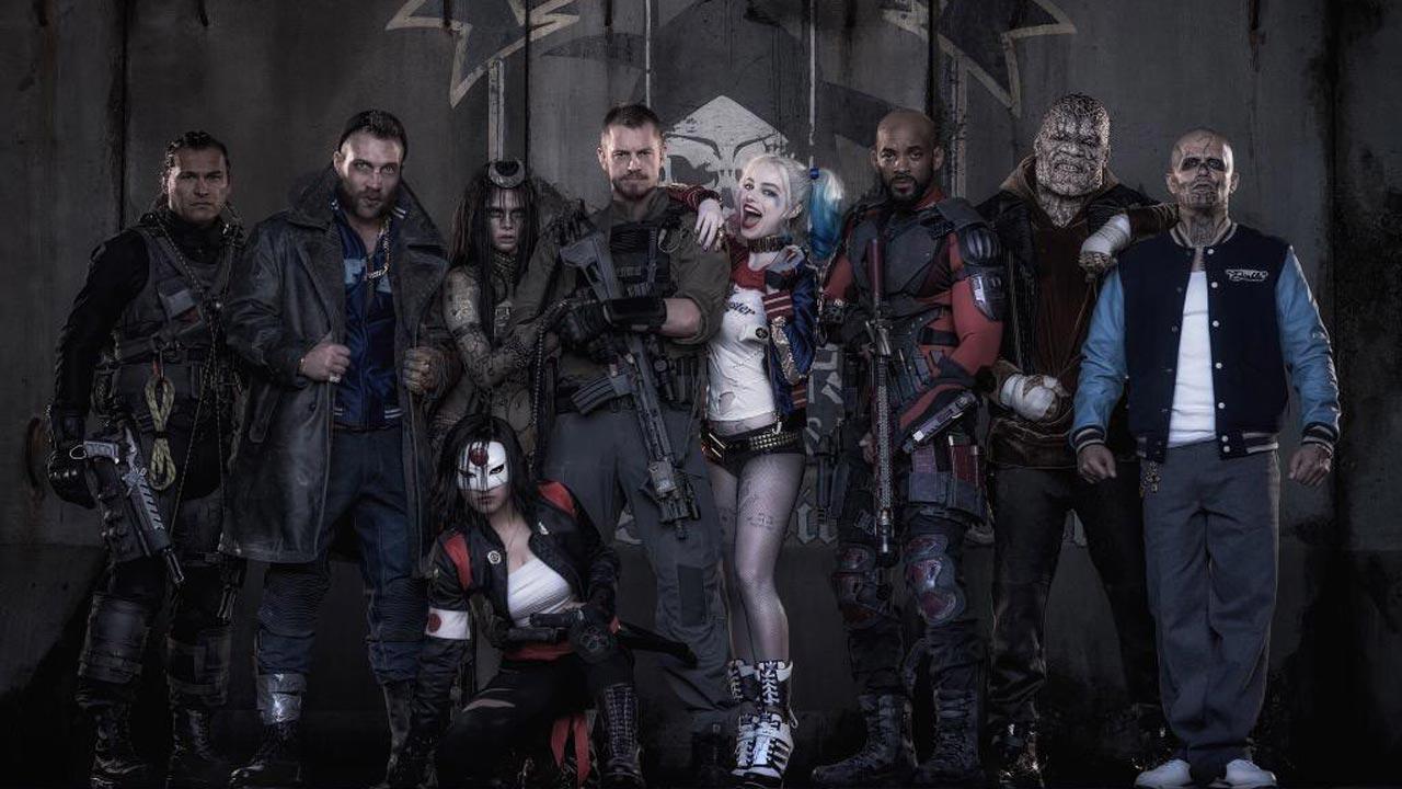 "Primeira foto do ""Suicide Squad"""