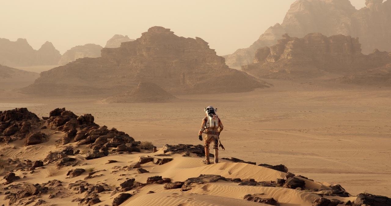 The Martian 4/6