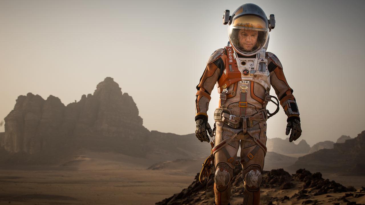 """""""Perdido em Marte"""": novo filme de Ridley Scott com Matt Damon tem antestreia mundial em Lisboa"""