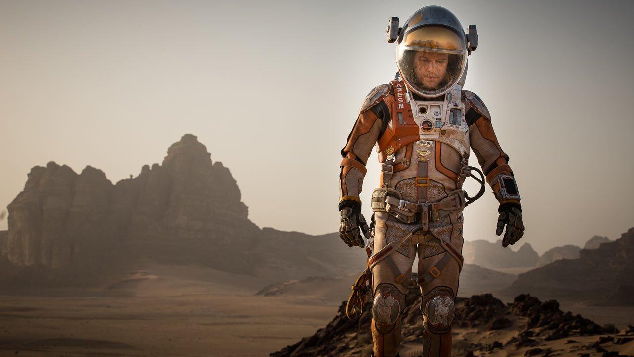 """Primeiras imagens de """"The Martian"""" o novo filme de Ridley Scott com Matt Damon"""