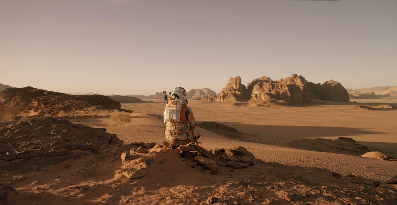 The Martian 1/6: The Martian