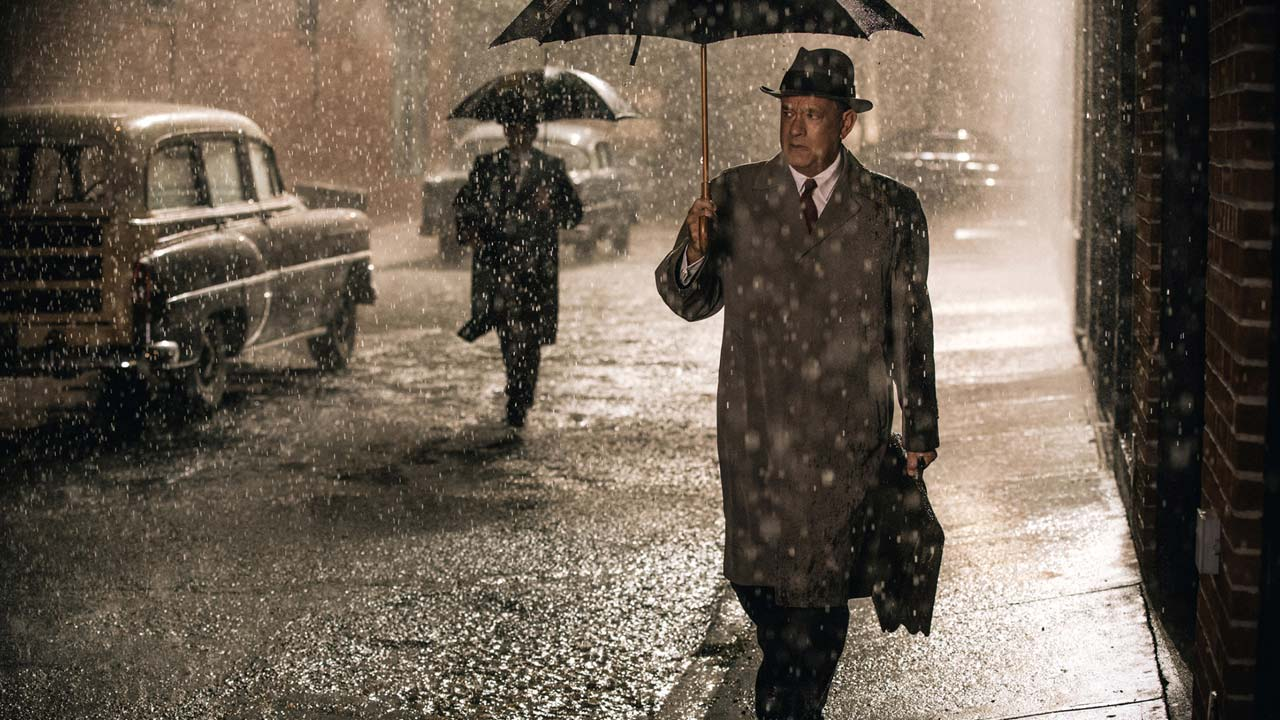 """Bridge of Spies: primeiro trailer do novo filme de Steven Spielberg"