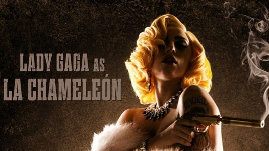 "Lady Gaga no novo ""Machete Kills"""