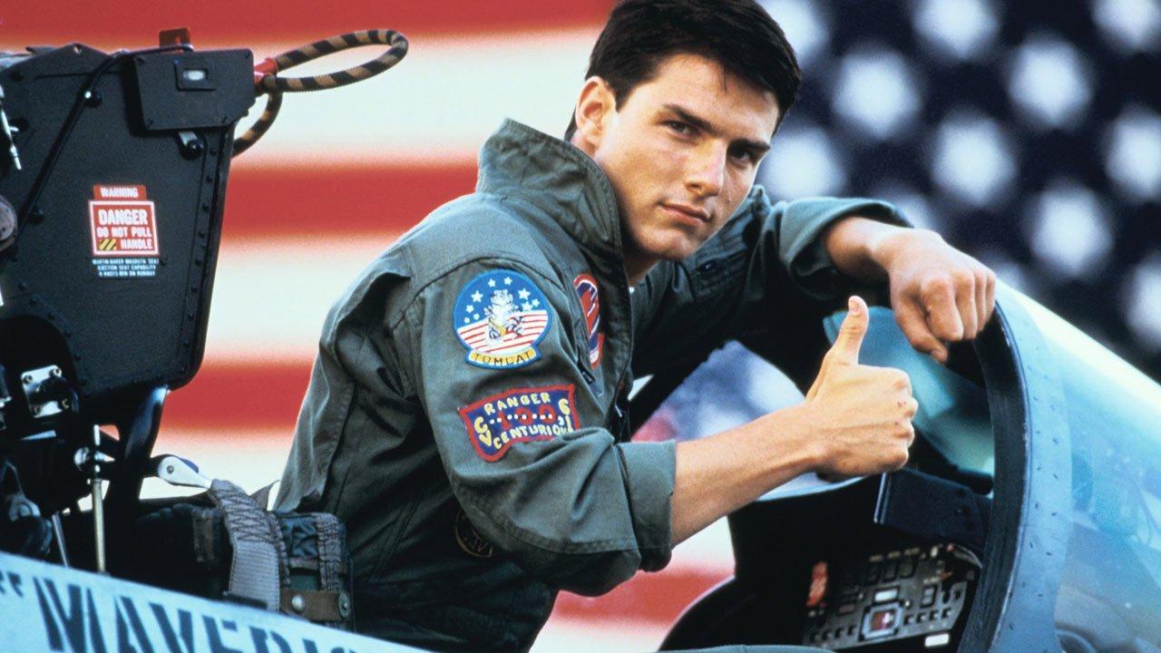 """Produtor coloca Tom Cruise na sequela de """"Top Gun"""""""