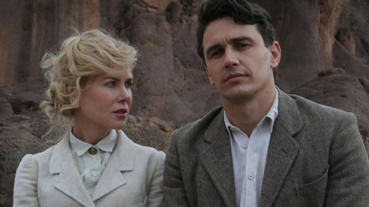 """Nicole Kidman das arábias no primeiro trailer de """"Queen of the Desert"""""""
