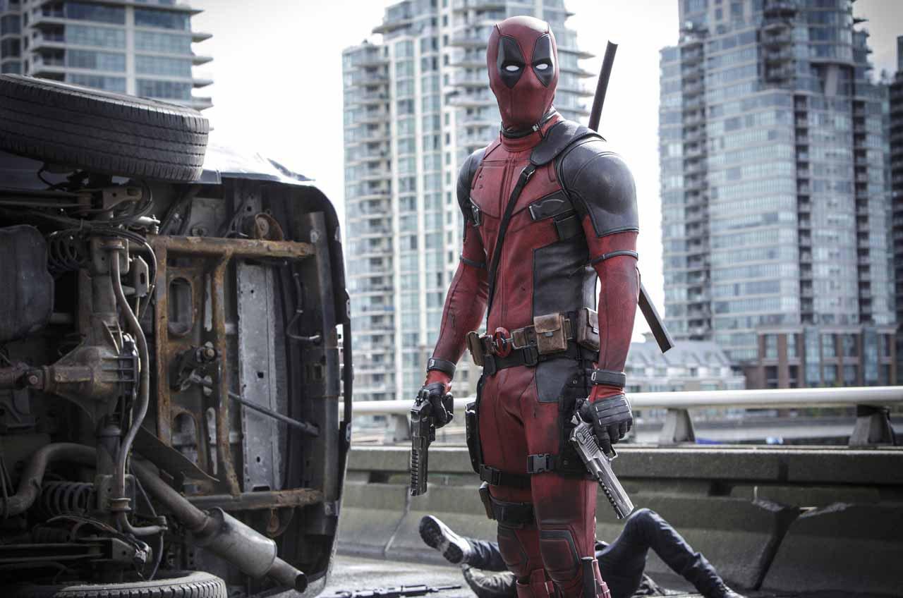 Deadpool 1/7: Ryan Reynolds como Deadpool