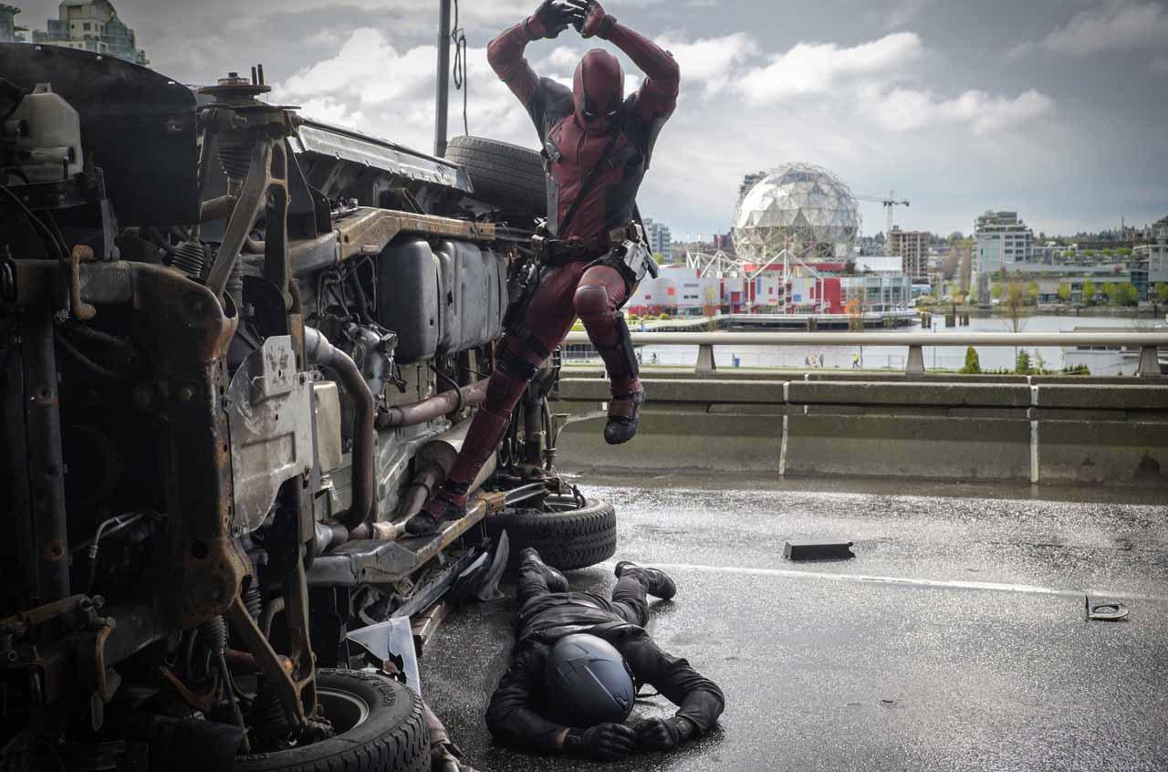 Deadpool 2/7: Ryan Reynolds como Deadpool