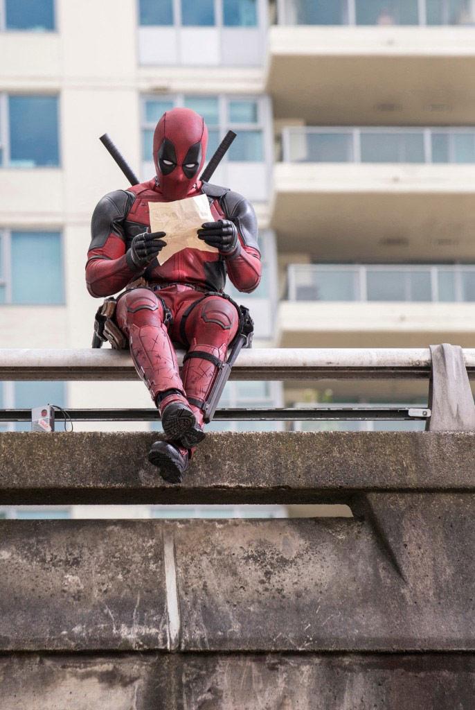 Deadpool 7/7: Ryan Reynolds como Deadpool