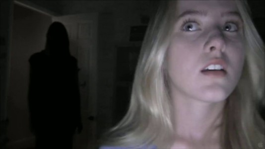 "Trailer para ""Paranormal Activity 4"""