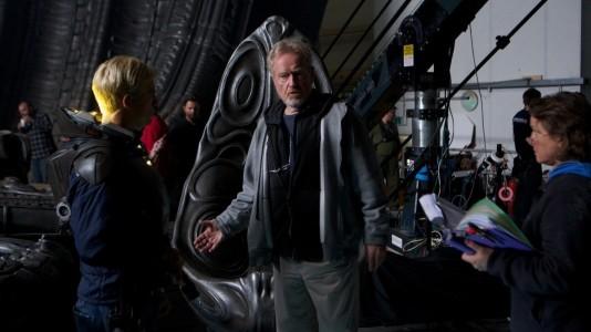 """""""Paradise"""": Ridley Scott e a sequela da prequela"""