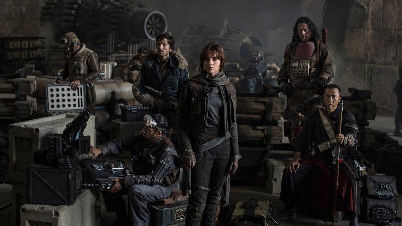 """Primeiro teaser trailer de """"Rogue One: Uma História de Star Wars"""" (legendado e com galeria de fotos)"""