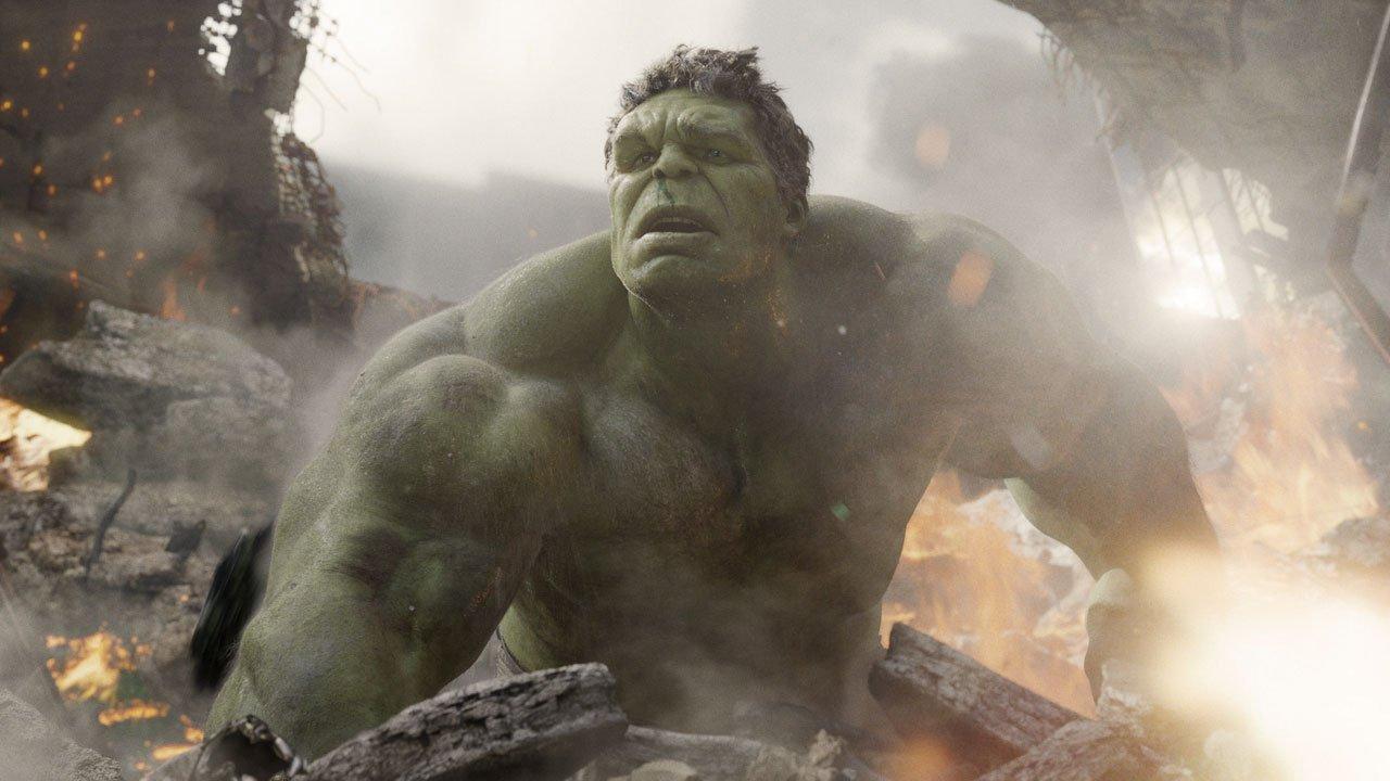 "Hulk cortado de ""Captain America: Civil War"""