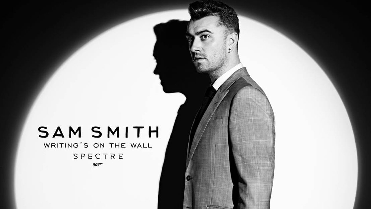"""Sam Smith canta o tema principal de """"Spectre"""""""