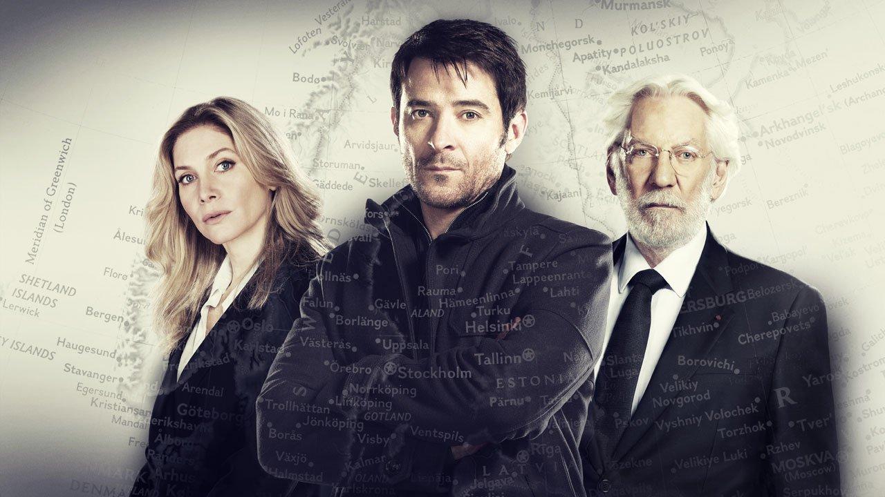 """Terceira temporada de """"Crossing Lines"""" em estreia no AXN"""