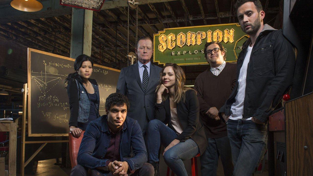 """""""Scorpion"""": nerds enfrentam ameaças tecnológicas na nova série do canal Fox"""