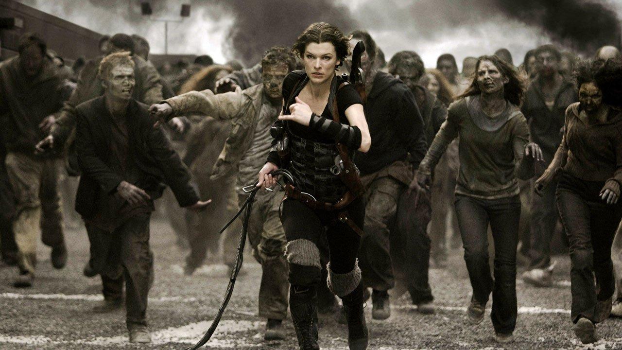 """Começaram as filmagens do último capítulo de """"Resident Evil"""""""