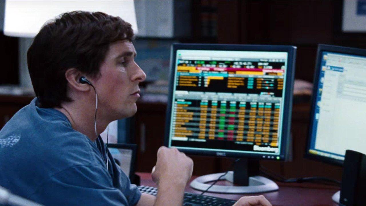 Comédia sobre a crise financeira junta Christian Bale, Steve Carell, Ryan Gosling e Brad Pitt