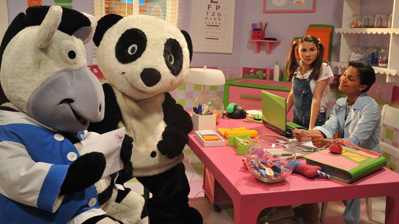 Chuva de estreias no Canal Panda a partir de outubro