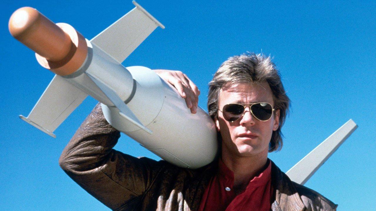 """O regresso dos anos 80: """"MacGyver"""" com nova série de televisão"""