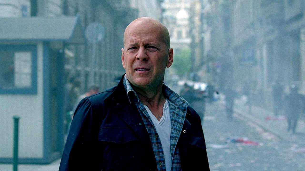 "Bruce Willis a bordo para um sexto ""Die Hard"""