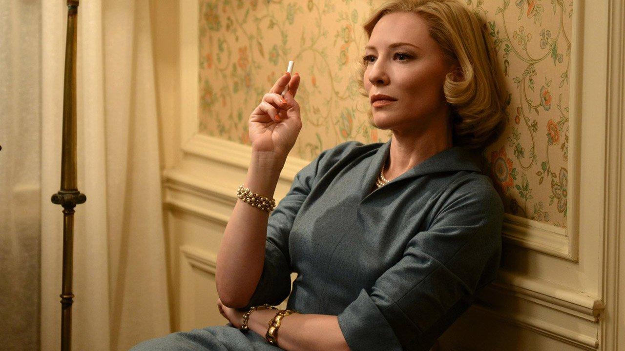 """""""Carol"""" é o melhor filme do ano para os críticos de Nova Iorque"""