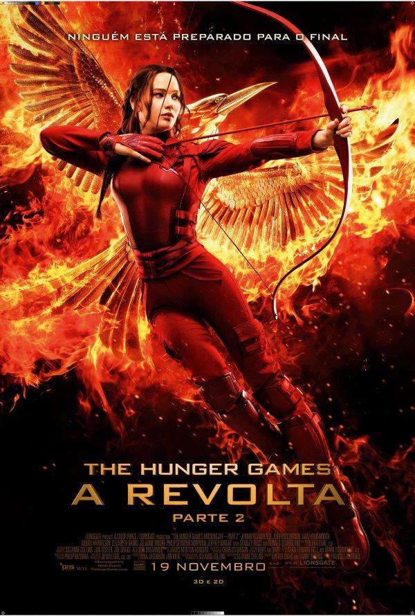 The Hunger Games Mockinjay Part 2