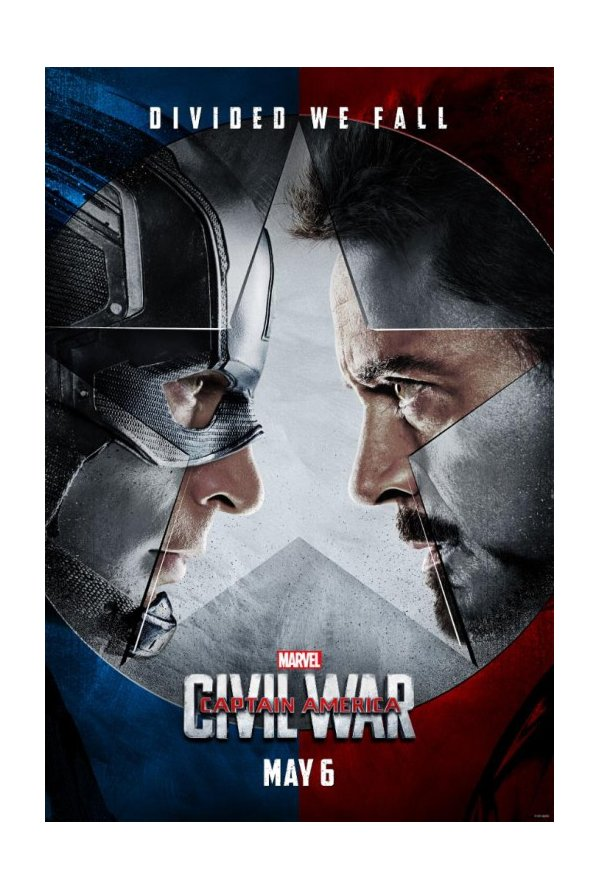 Captain America: Civil War 1/3: Captain America: Civil War