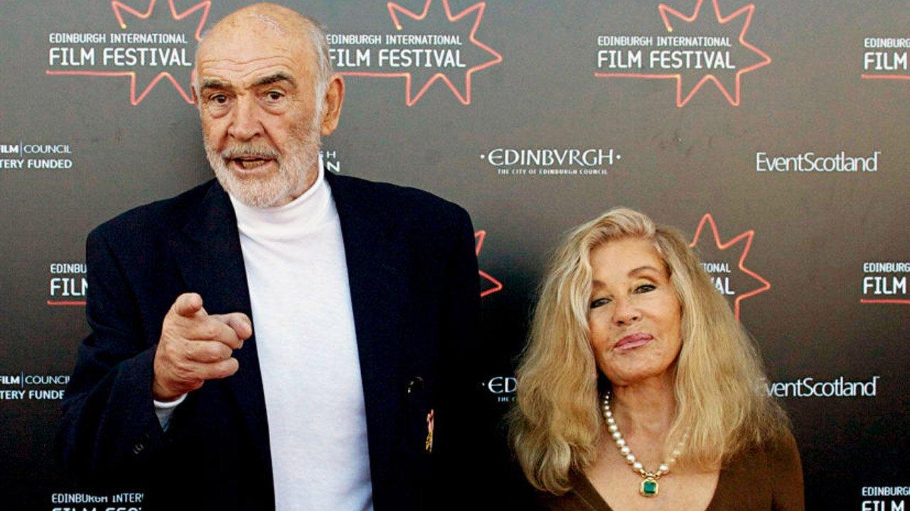 Mulher de Sean Connery julgada por fraude em Espanha