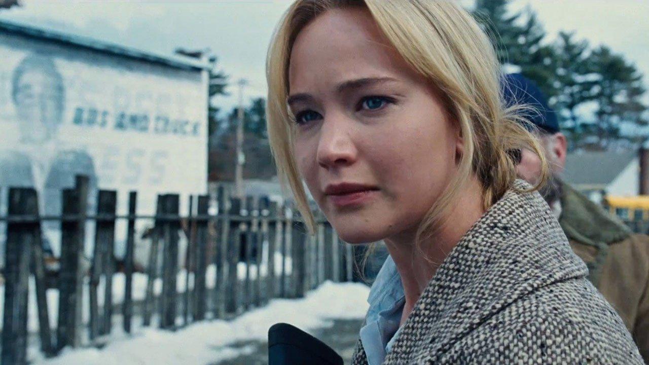 Jennifer Lawrence a caminho da estreia como realizadora