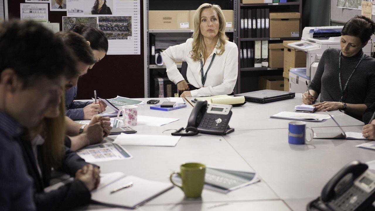 """Segunda temporada de """"The Fall"""" chega ao TVSéries no final de janeiro"""