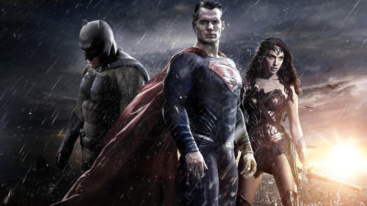 """Filmagens de """"The Justice League"""" começam em abril"""