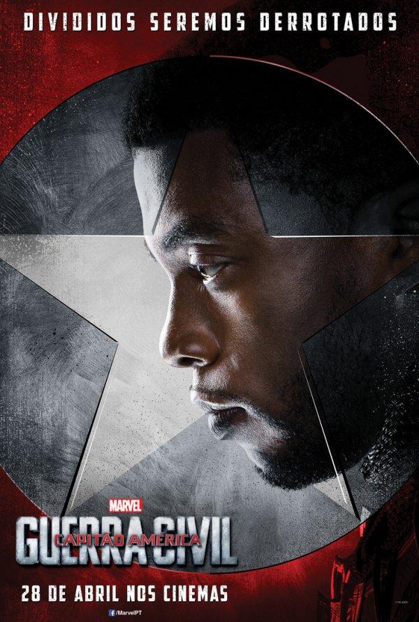 Equipa Homem de Ferro 3/5: Pantera Negra