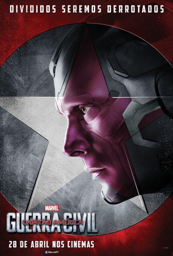Equipa Homem de Ferro 4/5: Visão
