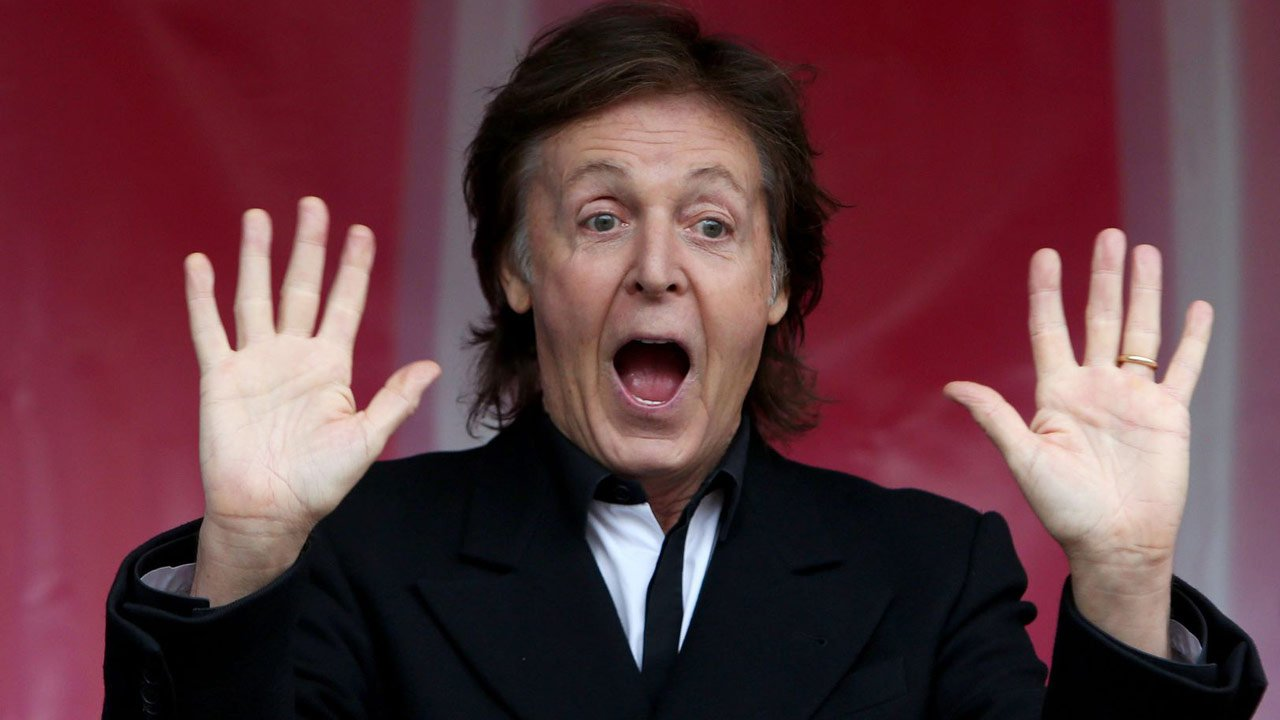 """Paul McCartney vai aparecer no próximo """"Piratas das Caraíbas"""""""