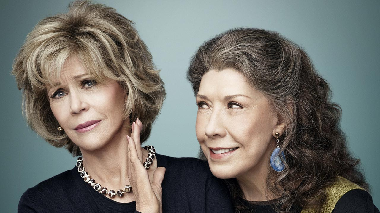 "Segunda temporada de ""Grace and Frankie"" a caminho do Netflix"