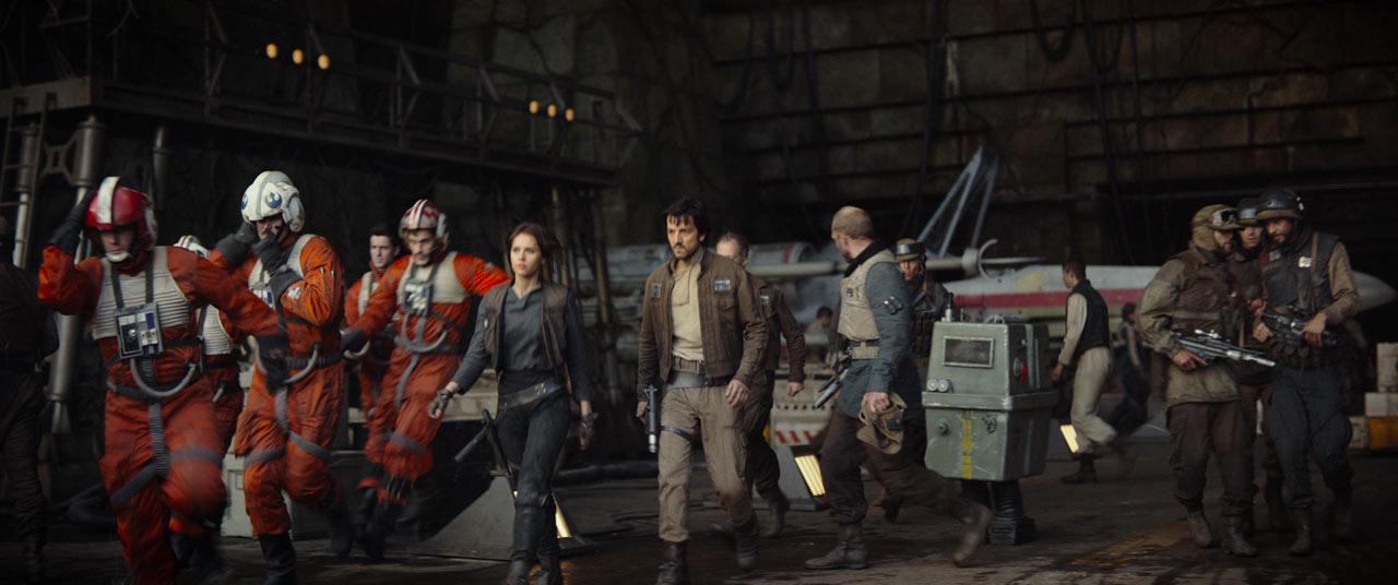 """Bilhetes para """"Rogue One: Uma História de Star Wars"""" à venda a partir de 28 de novembro"""