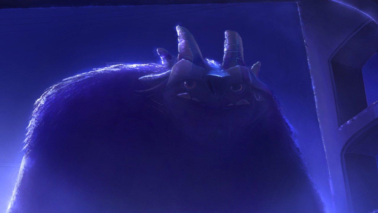 """Primeira imagem da série de animação """"Trollhunters"""" criada por Guillermo Del Toro"""