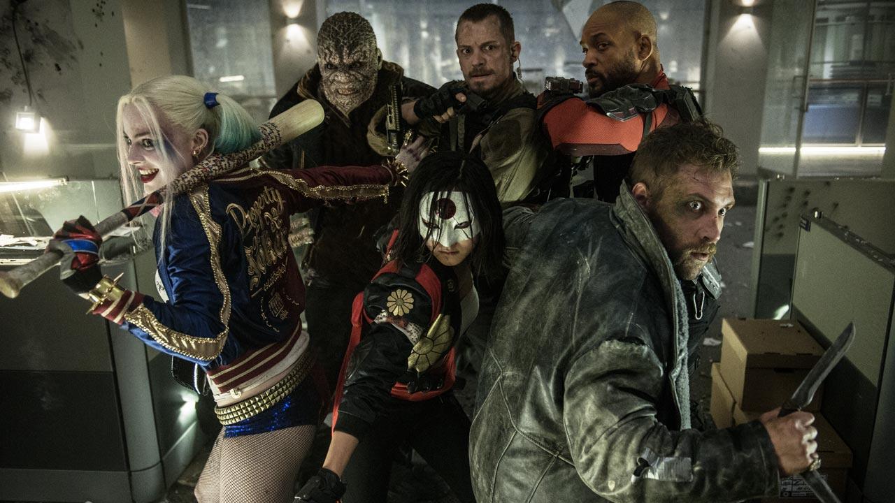 """Um grupo de gente má a fazer coisas boas: é o novo trailer de """"Suicide Squad"""""""