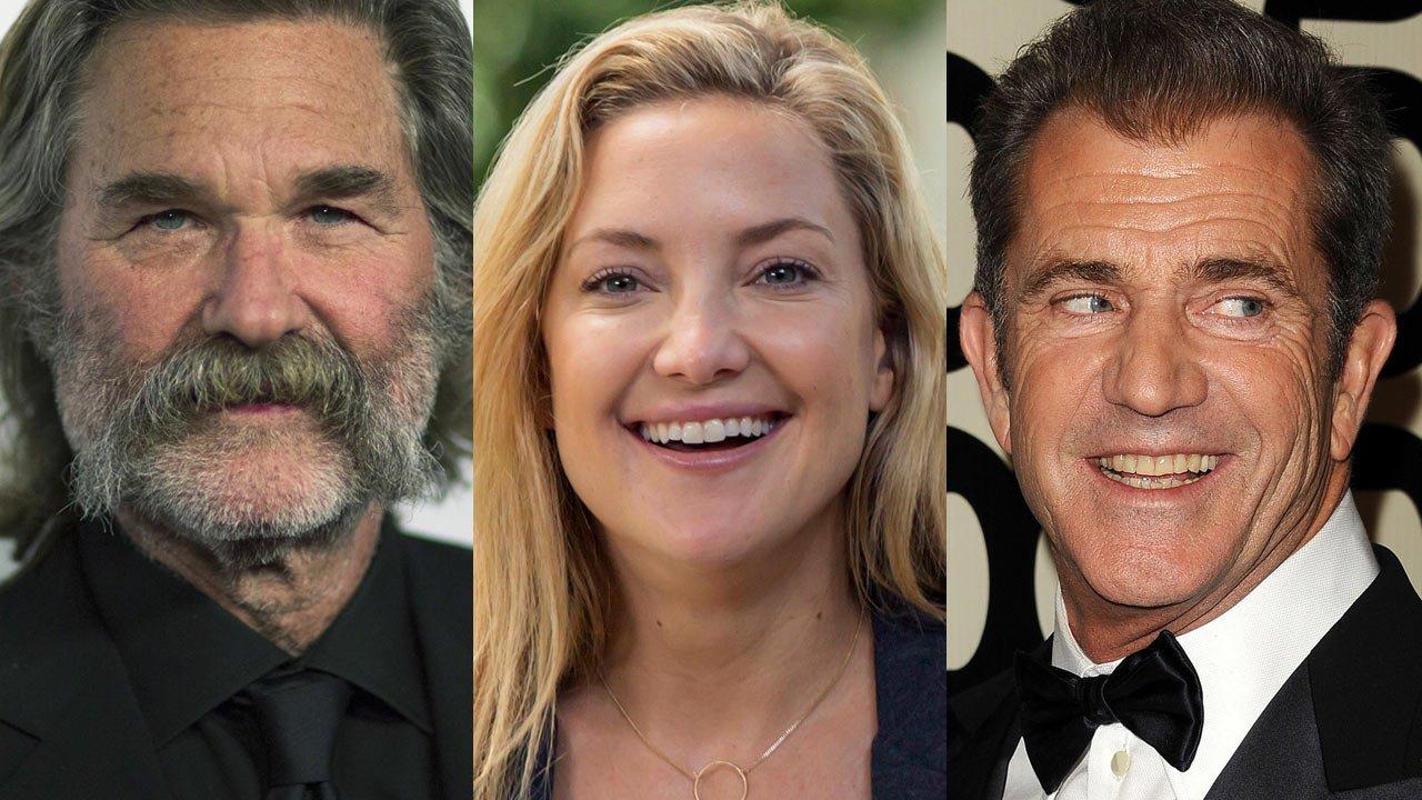 """The Barbary Coast"": Kurt Russell, Kate Hudson e Mel Gibson viram-se para a televisão"