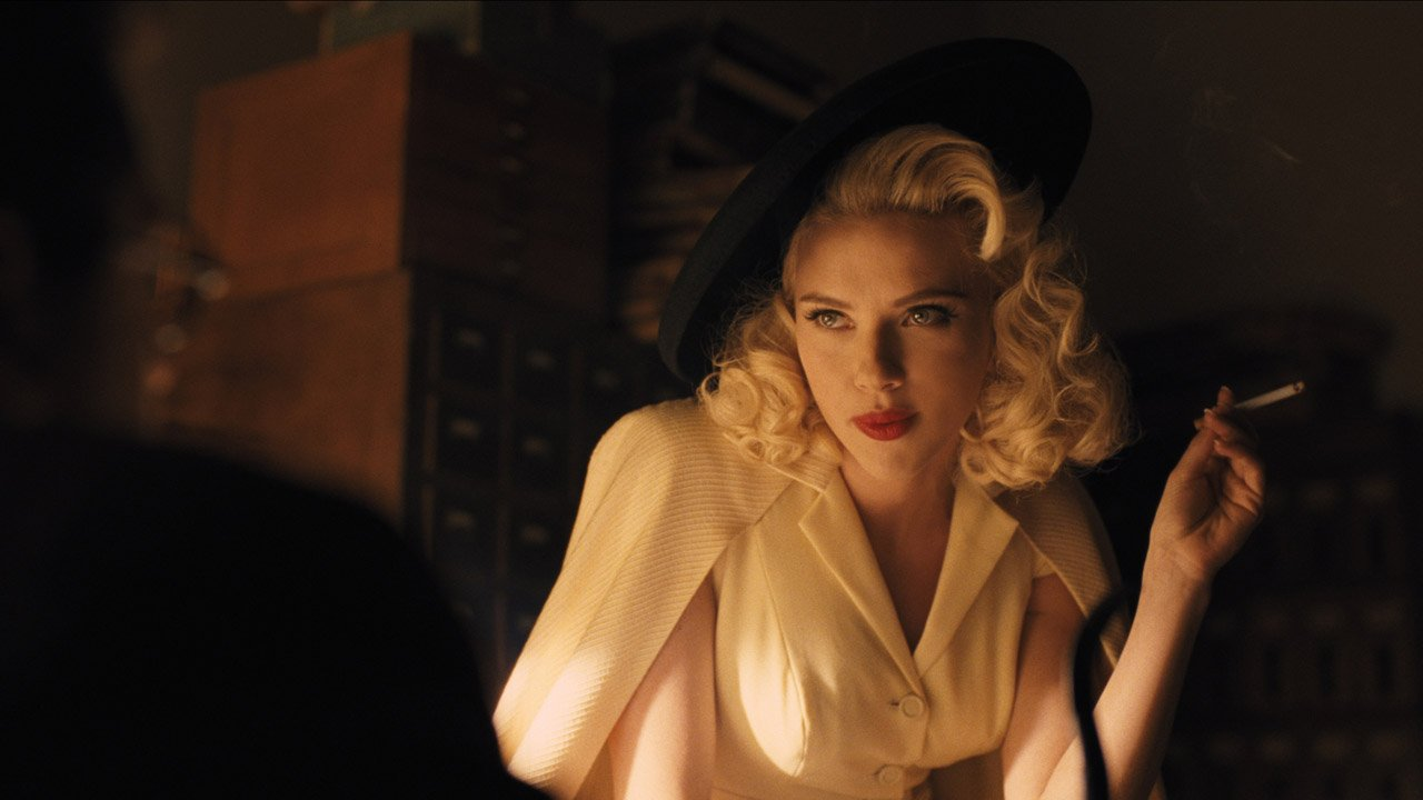 "Scarlett Johansson será Zelda em ""The Beautiful and Damned"""