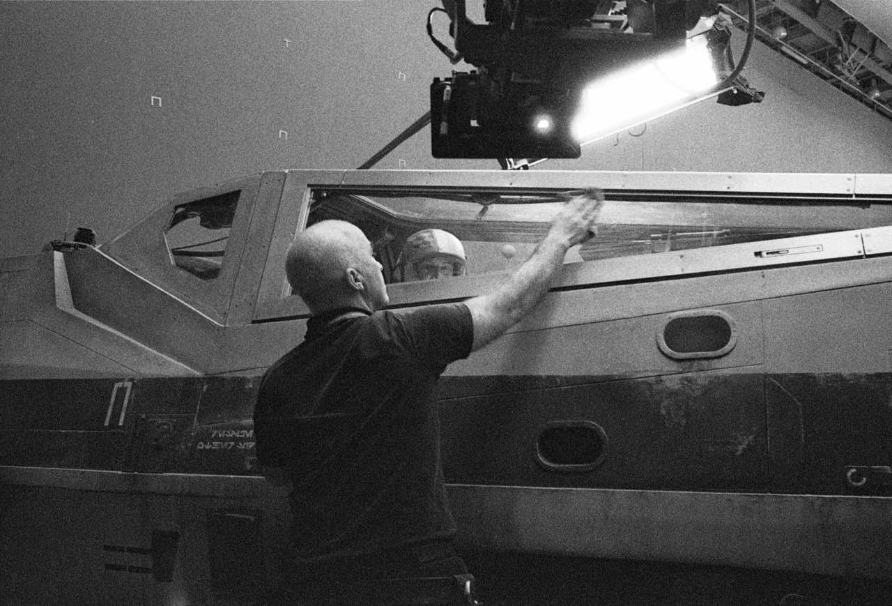 Star Wars: Episódio VIII - bastidores 1/4