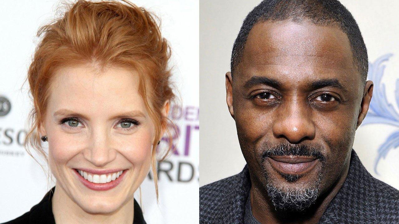 """Argumentista de """"A Rede Social"""" realiza primeiro filme - elenco terá Idris Elba e Jessica Chastain"""