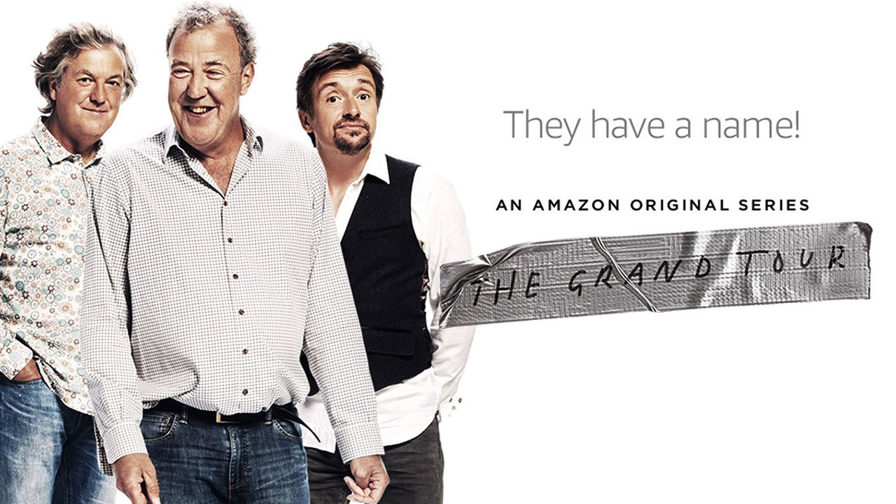 Clarkson, Hammond e May anunciam o nome do novo programa