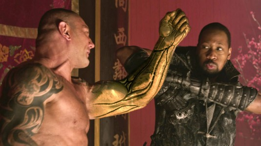 "Novo trailer para ""The Man With the Iron Fists"""