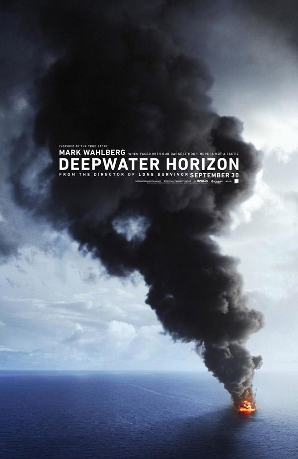 Deepwater Horizon - Posters 6/6