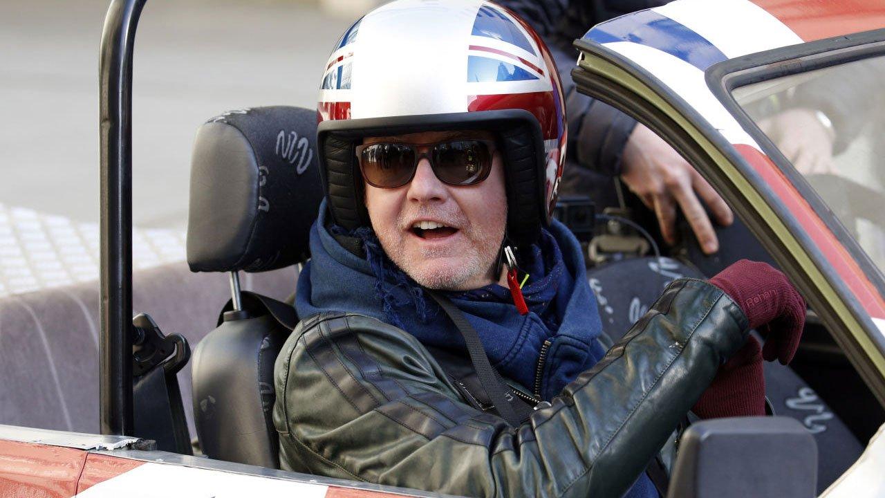"""Novo """"Top Gear"""" continua a perder audiência"""