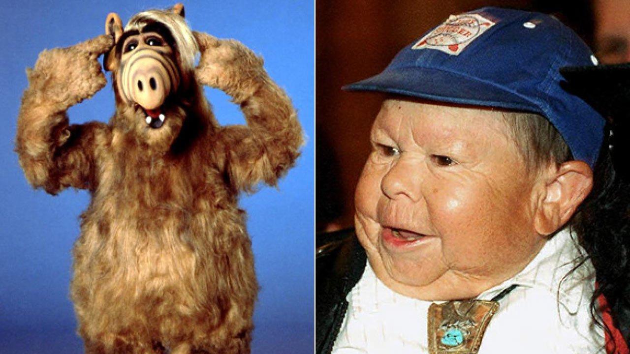 """Artista que deu corpo ao alien """"Alf"""" na série de televisão morre aos 76 anos"""