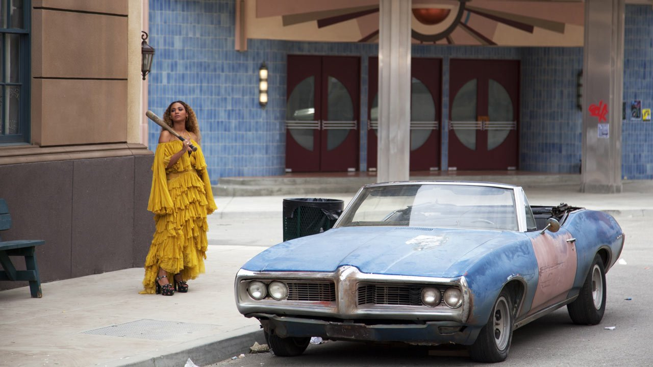 """Lemonade"" de Beyoncé passa domingo no TVSéries"