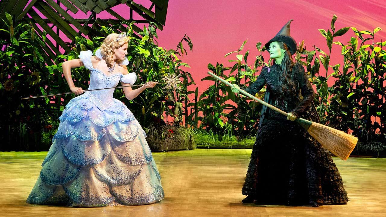 """""""Wicked"""" - adaptação ao cinema do musical da Broadway estreia em 2019"""